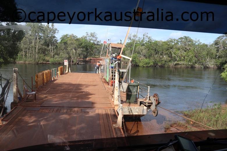 jardine river ferry 2021