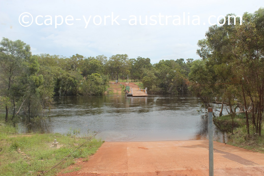jardine river too high