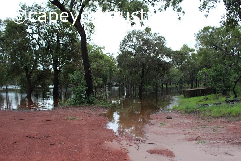 jardine river wet season