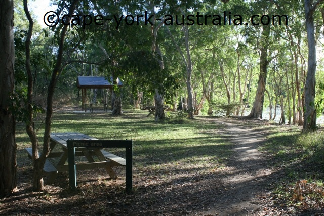 keatings lagoon picnic area