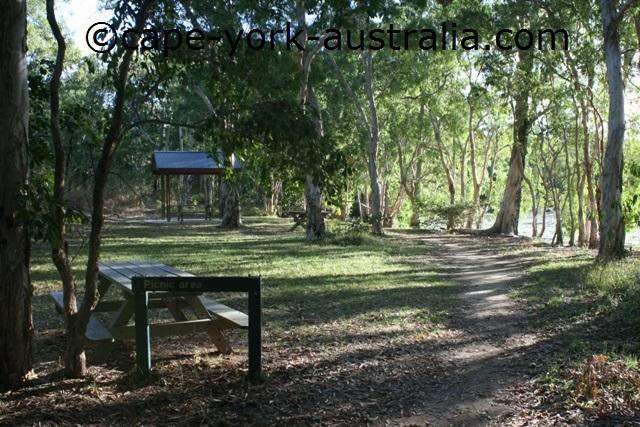 keatings lagoon picnic area