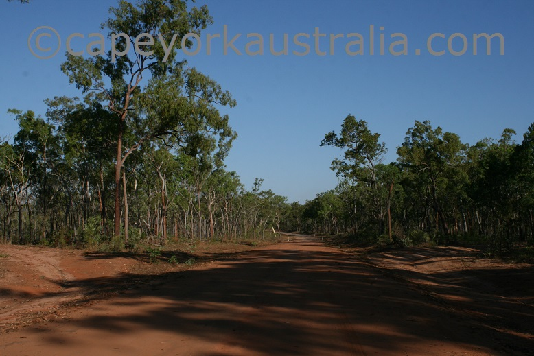 kendall river road cape york