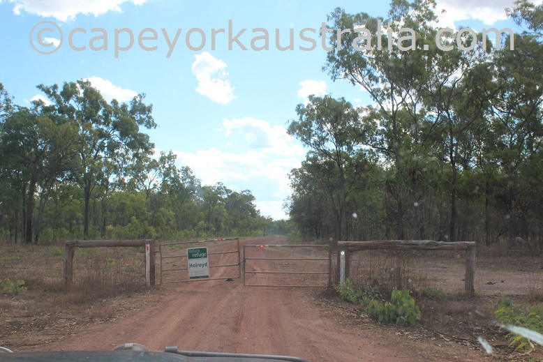 kendall river road holroyd gate