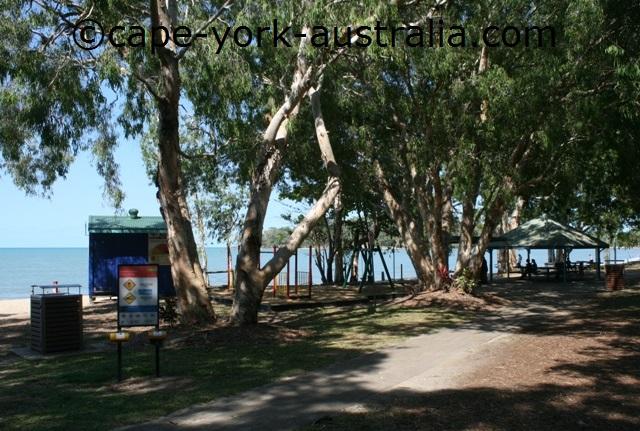 kewarra beach park