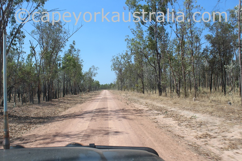 kimba to gamboola road mareeba shire