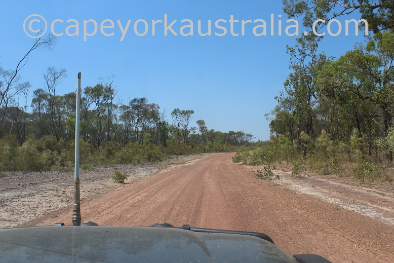 kimba to gamboola road wrotham station