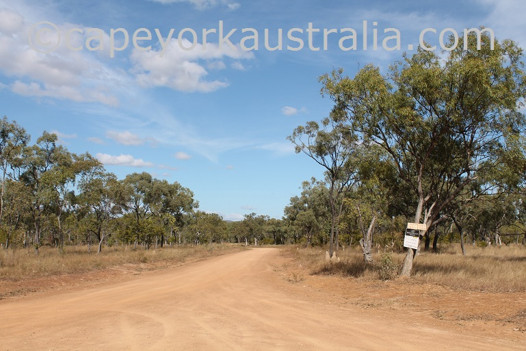 kondiparinga cooktown crossing turnoff