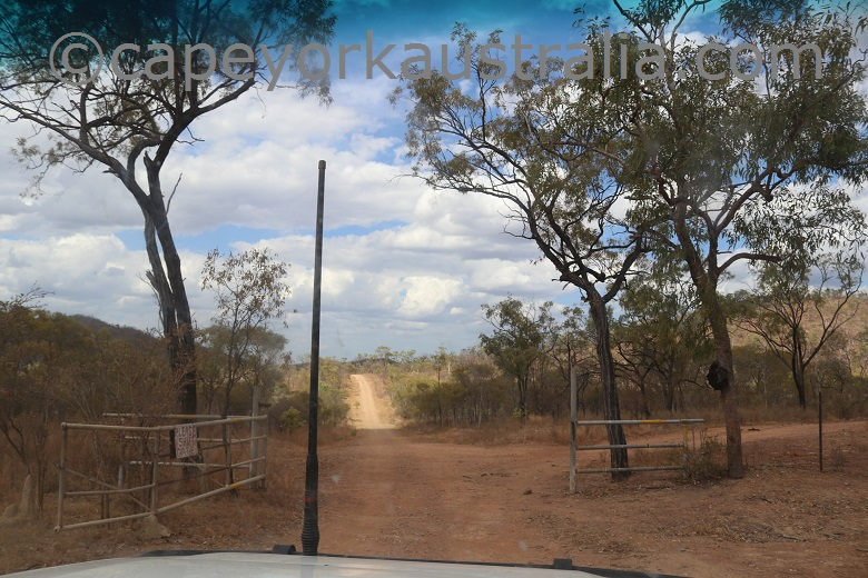 kondiparinga mt mulligan road gates