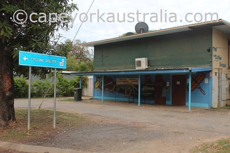 kowanyama cyclone shelter