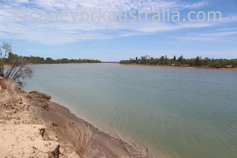 kowanyama landing river bank