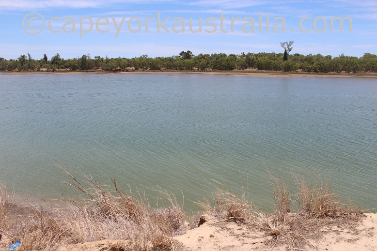 kowanyama landing river