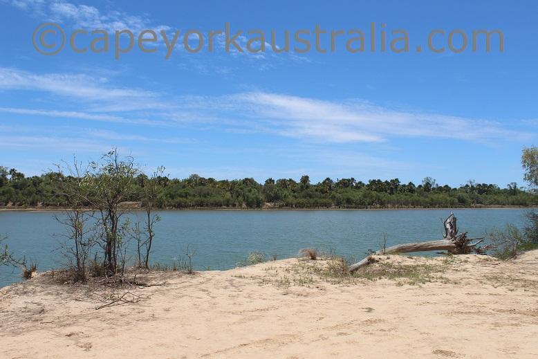 kowanyama landing riverbank