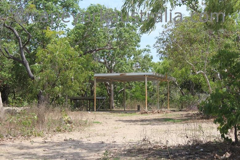 kowanyama topsy picnic shelter
