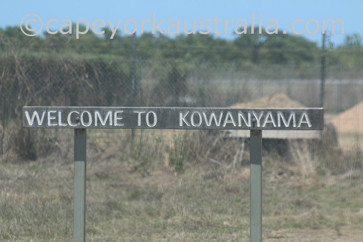 kowanyama welcome