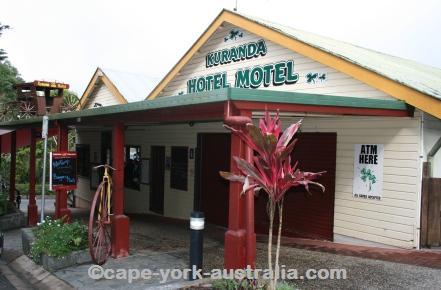 kuranda hotels