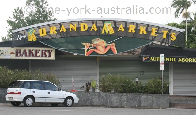 kuranda new markets