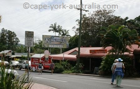 kuranda queensland