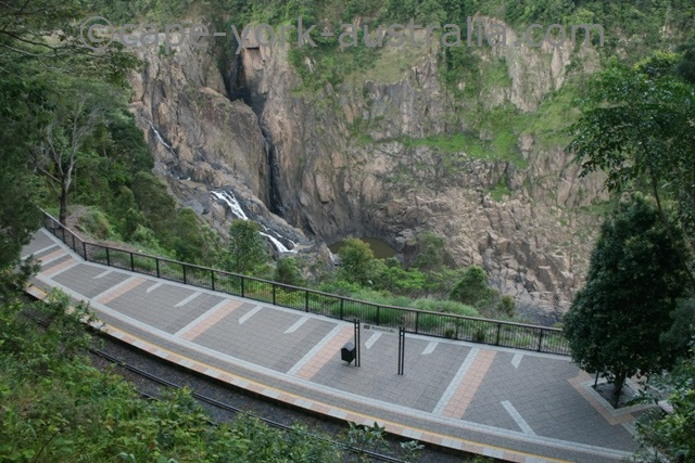 kuranda scenic railway barron falls