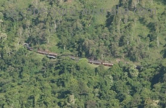 kuranda scenic railway barron gorge np