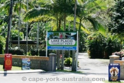 lake placid caravan park cairns