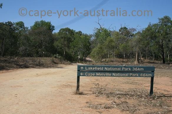 lakefield cape melville