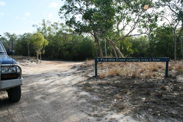 lakefield five mile creek
