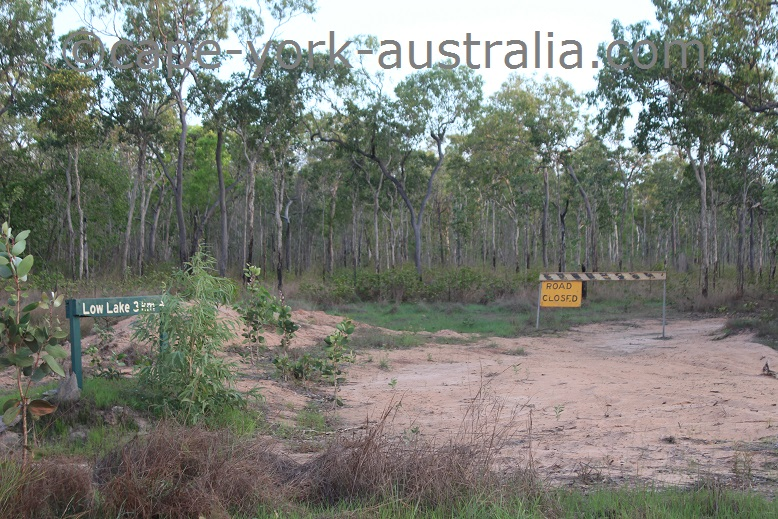 lakefield national park closed