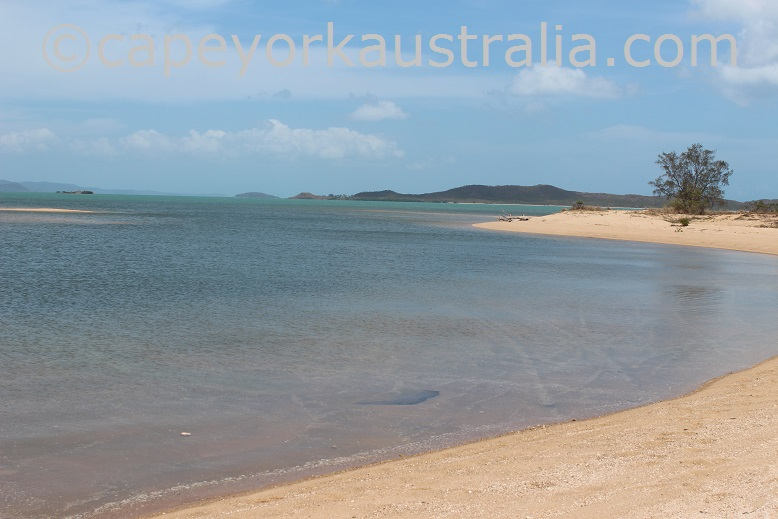 larradinya creek mouth