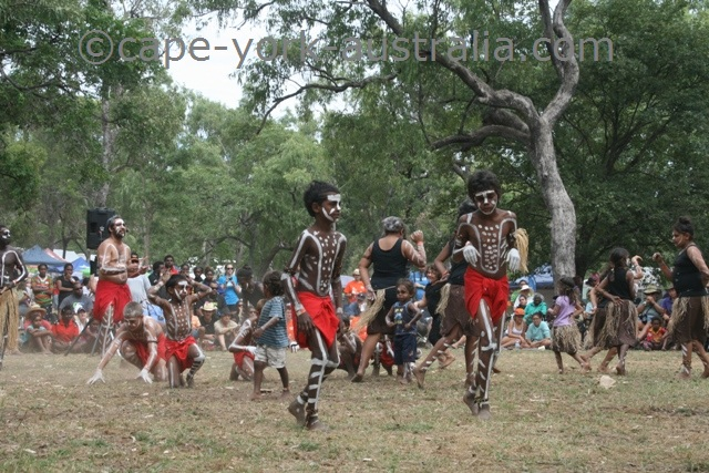 cooktown dancers