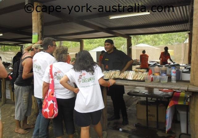 laura dance festival food stalls
