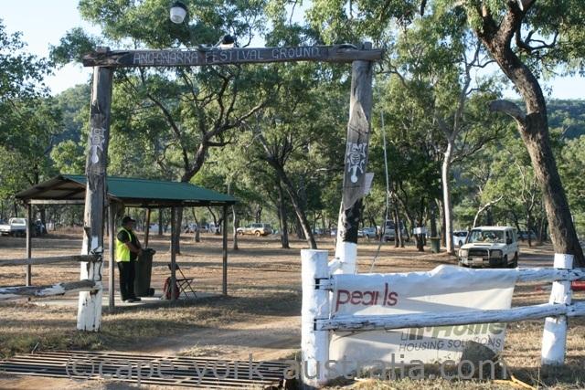 laura festival grounds