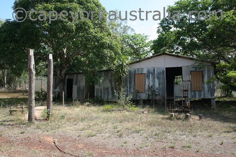 lockerbie homestead ruins australia