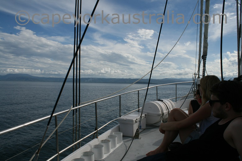 low isles trip