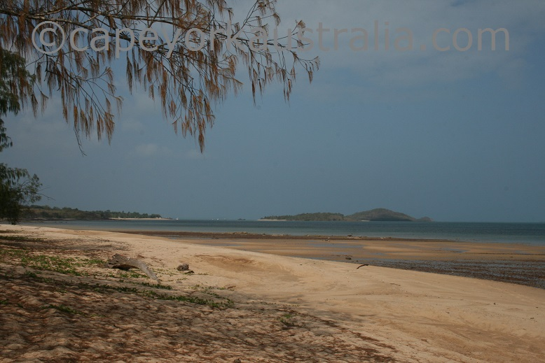loyalty beach cape york