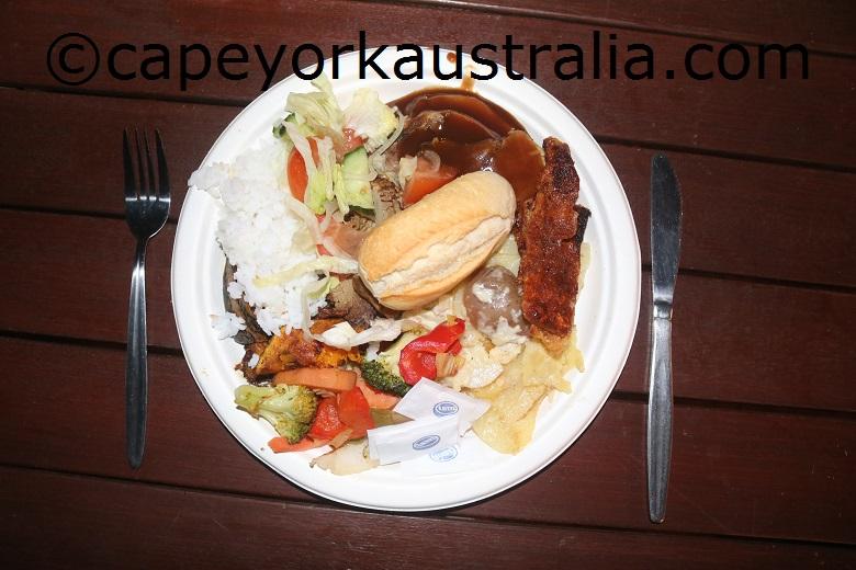 loyalty beach restaurant roast meal