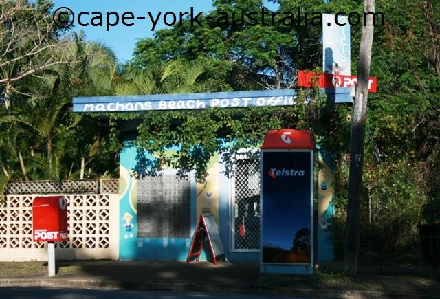 machans beach post office