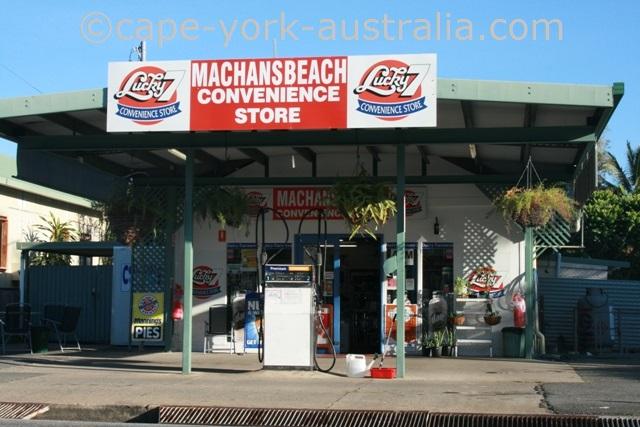 machans beach shop