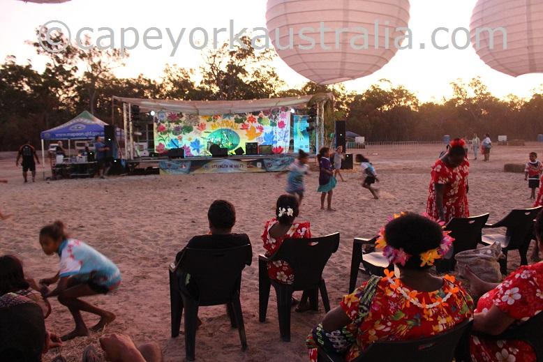 mapoon paanja festival