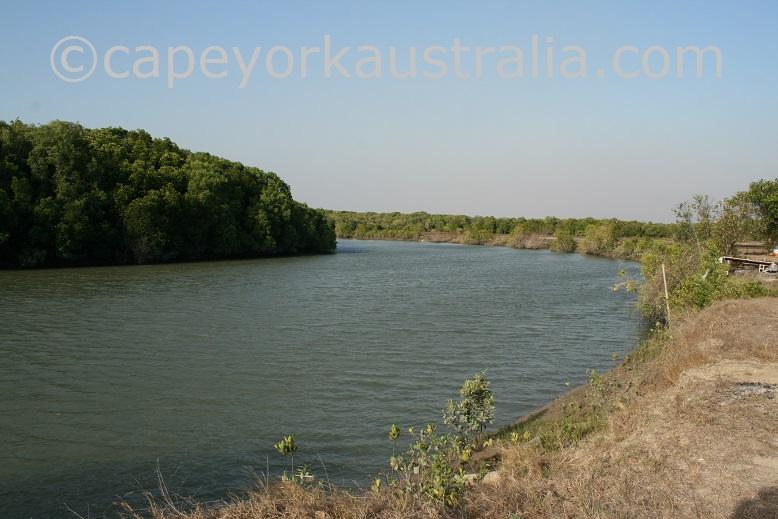marina plains river