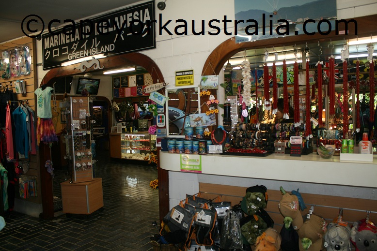 marineland melanesia shop