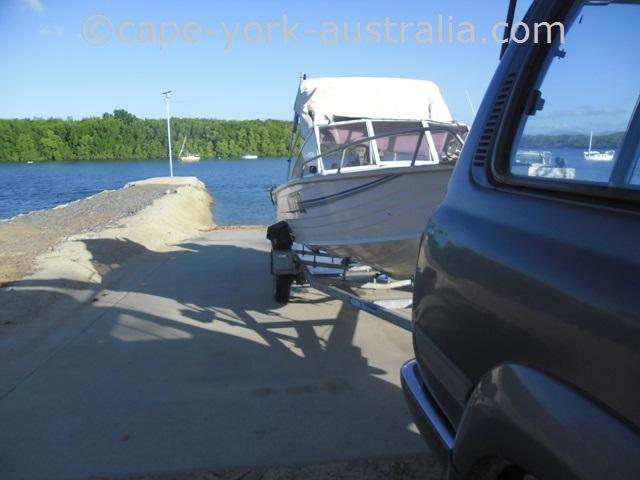 marton boat ramp