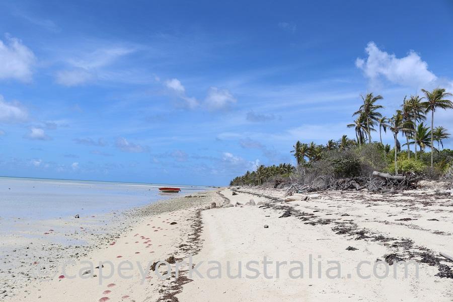 masig island south beach