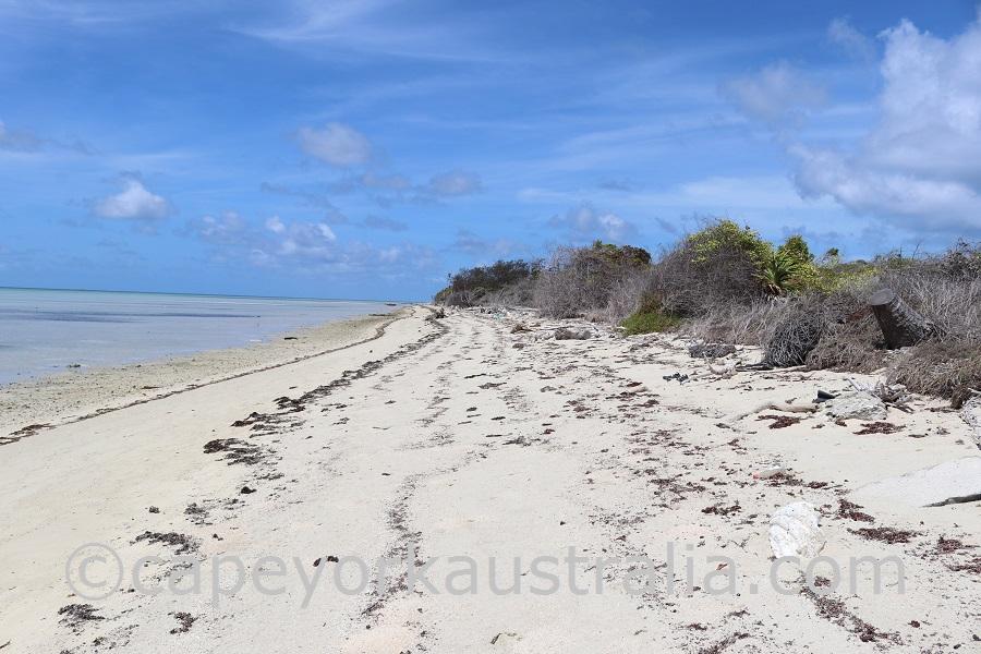 masig island south east