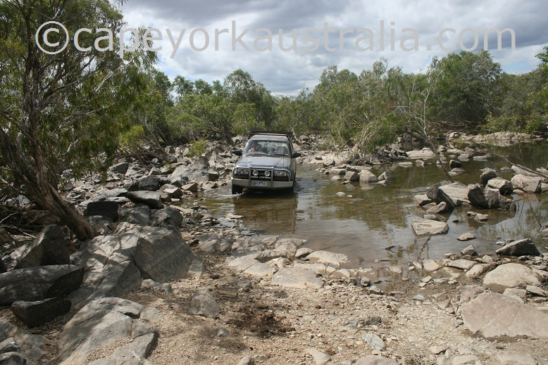maytown palmer river crossing