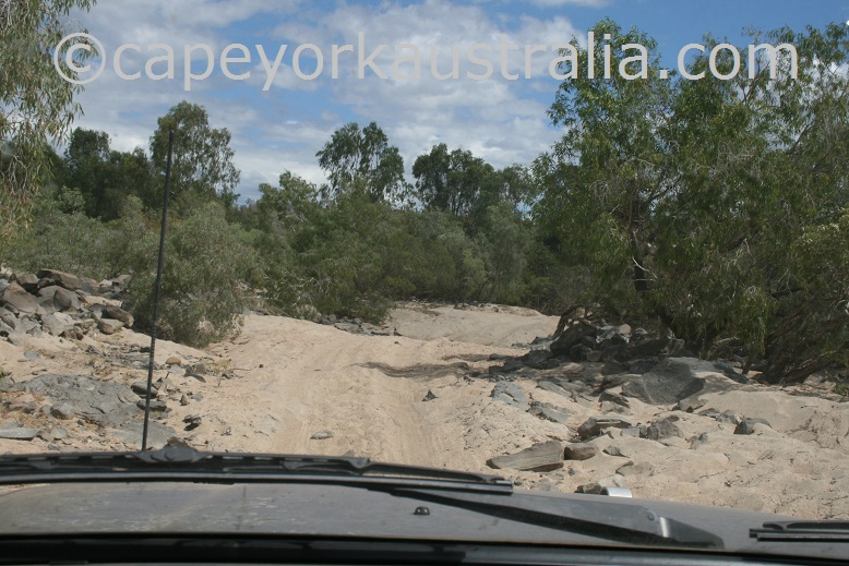 maytown to palmer river