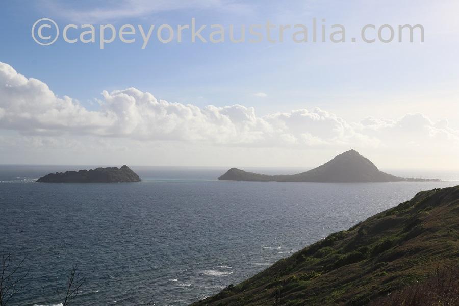 mer-daua-waua-islands