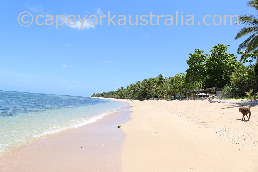 mer island beach