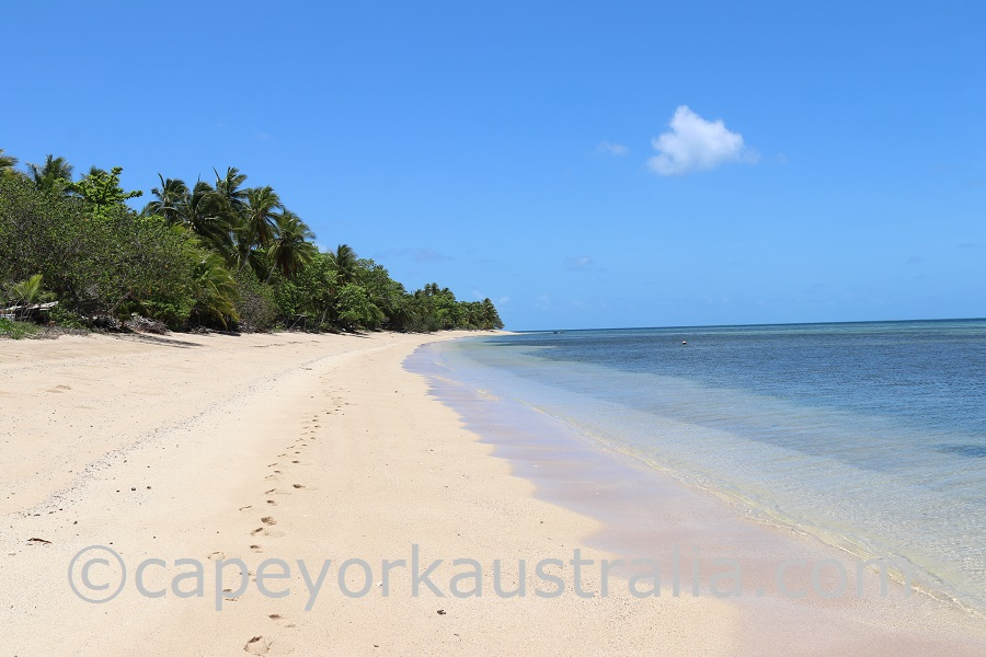mer island eastern beach