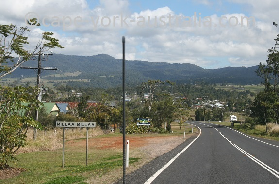 millaa millaa queensland
