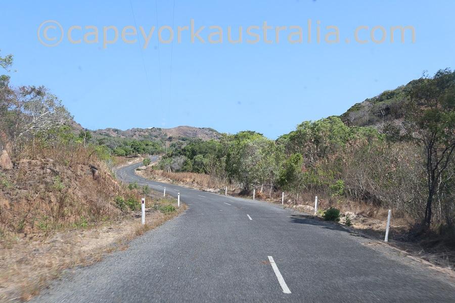 moa island road